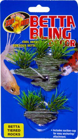 Betta Bling™ Decor - Tiered Rocks BD-27