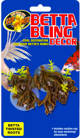 Betta Bling™ Decor - Twisted Roots BD-26
