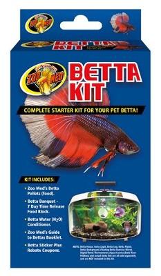 Betta Kit the complete Starter Kit