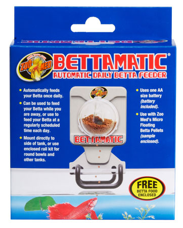 Bettamatic® Automatic Daily Betta Feeder