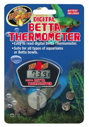 Digital Betta Thermometer by ZooMed
