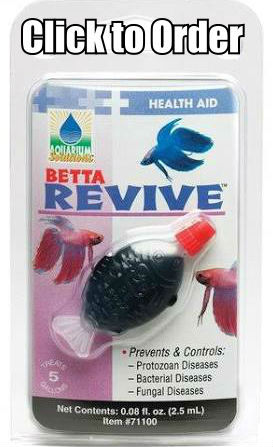 Betta revive directions and ingredients