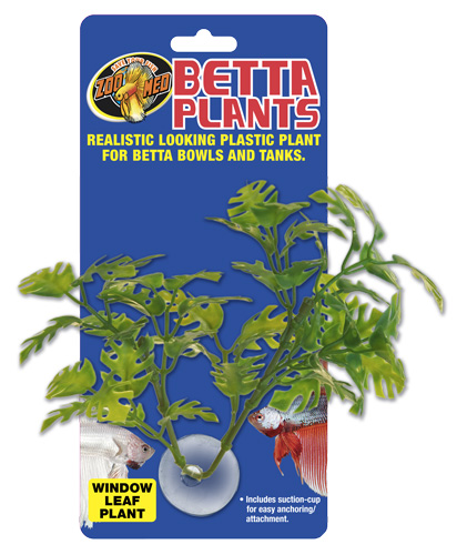 Zoo Med Window Leaf Plastic Plants for Sale